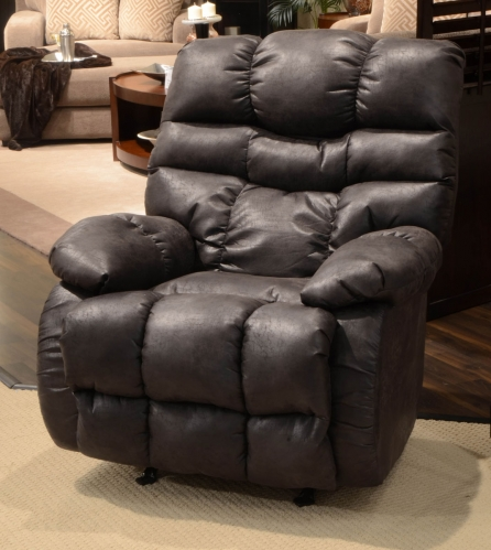 Berman Chaise Rocker Recliner - Coffeebean