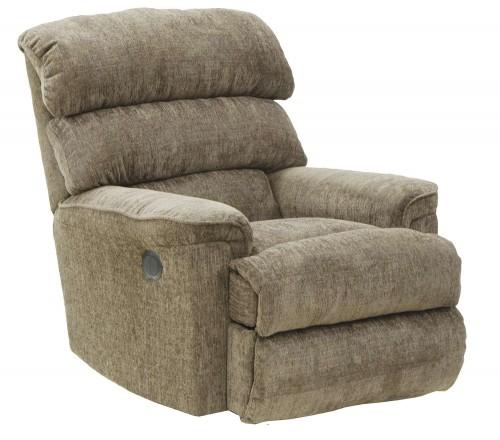 Pearson Rocker Recliner Chair - Mocha