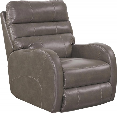 Searcy Rocker Recliner Chair - Ash