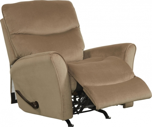 Evan Rocker Recliner - Coffee