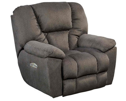 Owens Power Headrest Power Recliner Chair - Seal