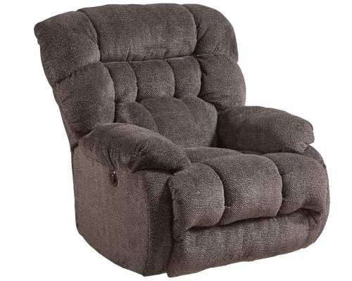 Daly Chaise Rocker Recliner Chair - Cobblestone