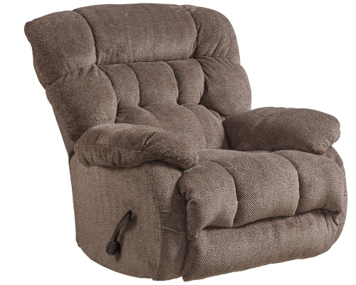 Daly Power Lay Flat Recliner - Chateau