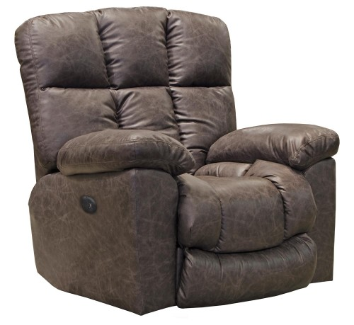 Mayfield Glider Recliner Chair - Graphite