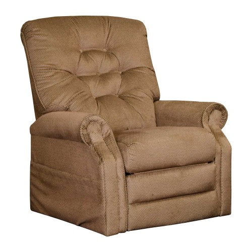 Patriot Power Lift Recliner Chair - Brown Sugar