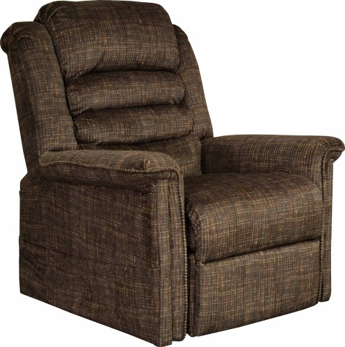 Soother Power Lift Recliner Chair - Chocolate