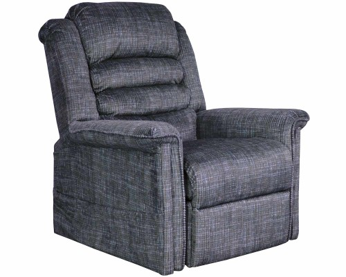 Soother Power Lift Recliner Chair - Smoke