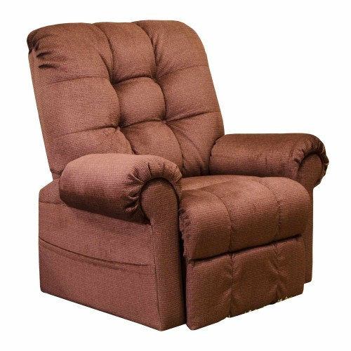 CatNapper Omni Power Lift Recliner Chair - Merlot