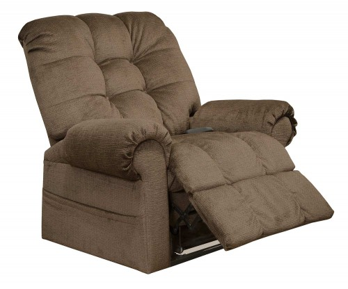 Omni Power Lift Recliner Chair - Truffle