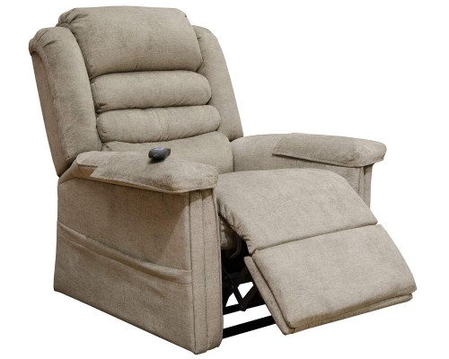 Invincible Power Lift Recliner Chair - Bamboo