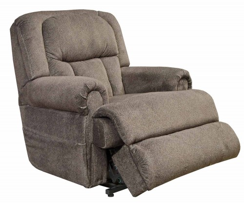 Burns Power Lift Recliner Chair - Ash