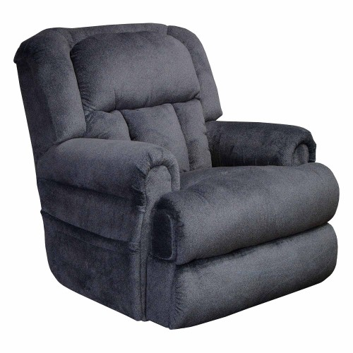 Burns Power Lift Recliner Chair - Midnight