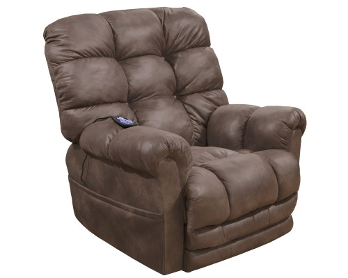 Oliver Power Lift Recliner Chair - Dusk