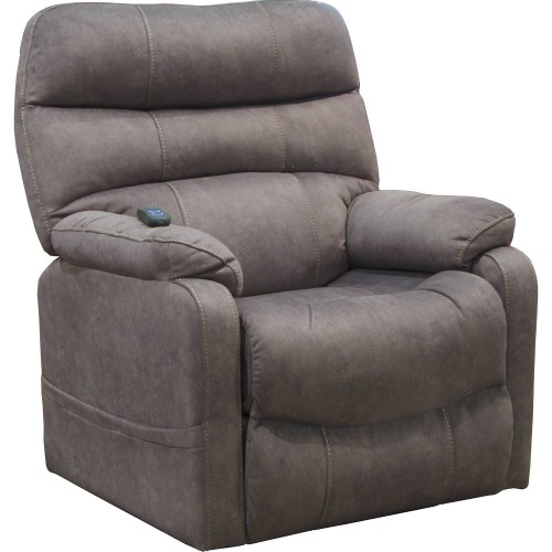 Buckley Power Lift Recliner Chair - Graphite