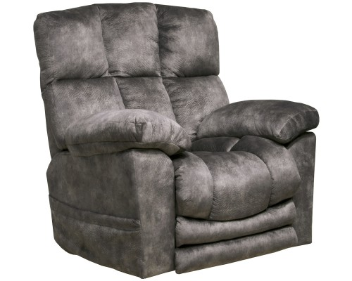 Lofton Power Lift Recliner Chair - Greystone