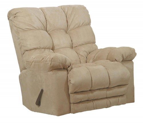 Magnum Rocker Recliner Chair - Hazelnut