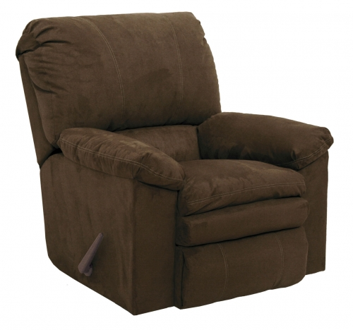 Impulse Power Rocker Recliner - Godiva