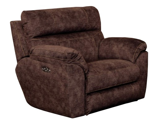 Sedona Power Recliner Chair - Mocha