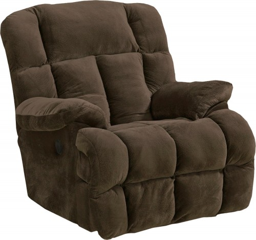 Cloud 12 Power Recliner Chair - Chocolate