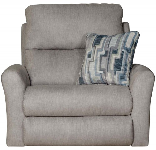 Paloma Power Recliner Chair - Fog