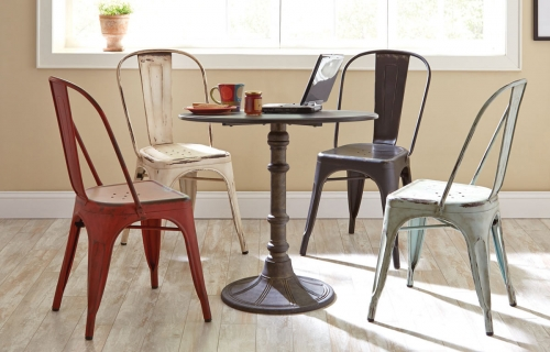 Oswego Round Dining Collection