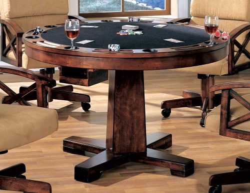 Marietta 3-in-One Game Table