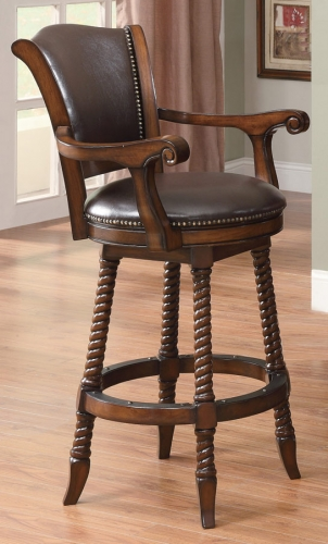 100679 Swivel Bar Stool