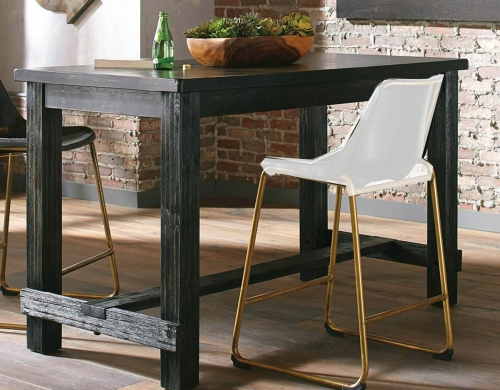 Bynum Counter Height Table - Antique Black