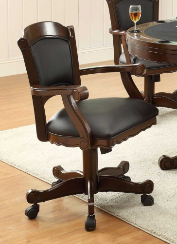 Turk Game Chair - Cherry