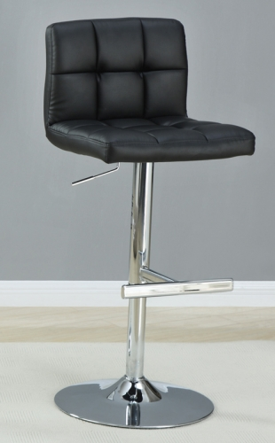 102554 Bar Stool - Black