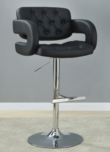 102555 Bar Stool - Black
