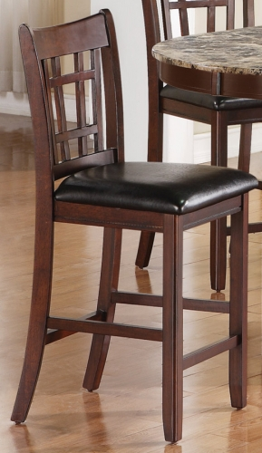 Lavon 24 Inch Counter Stool - Capuccino