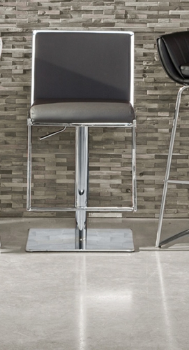 Dixon Adjustable Bar Stool - Grey