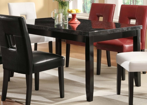 Newbridge Dining Table - Cappuccino