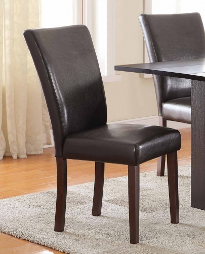 Vista Side Chair - Red Cocoa