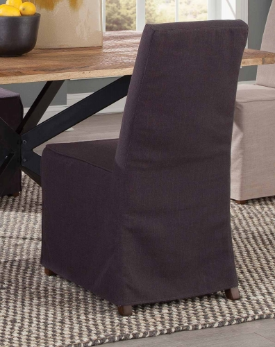 Galloway Dining Side Chair - Grey