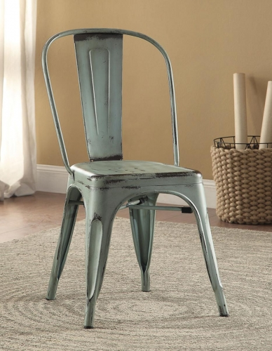 Oswego Side Chair - Blue