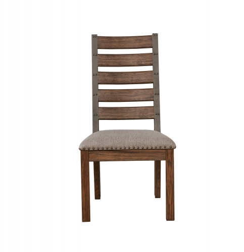 Atwater Side Chair - Vintage Bourbon