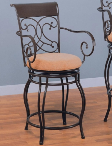 120020 24 Inch Counter Stool