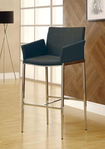 Mix & Match Bar Chair - Charcoal