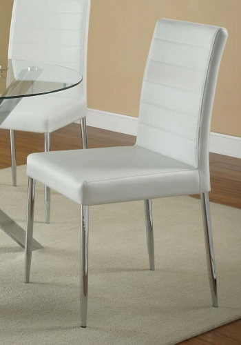 Vance Dining Chair - White