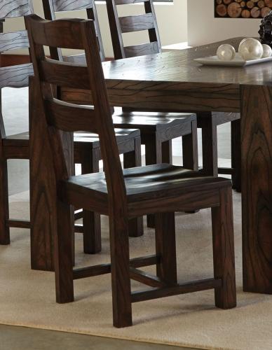 Calabasas Dining Chair - Dark Brown