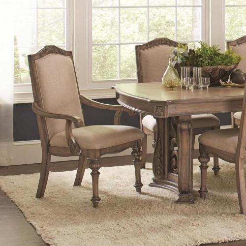 Iliana Arm Chair - Antique Linen