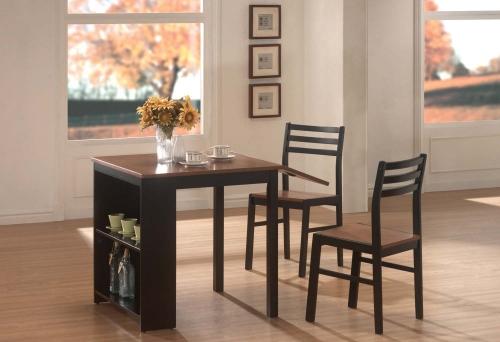 130015 3 Pc Breakfast Table Set