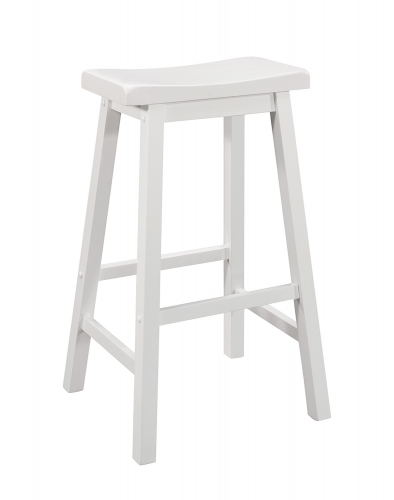 180169 Bar Stool - White