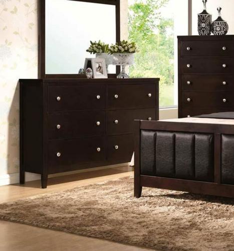 Carlton Dresser - Cappuccino