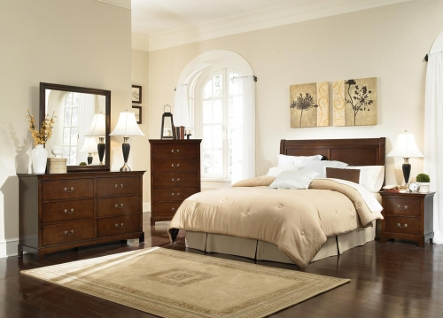 Tatiana Bedroom Set - Espresso