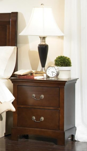 Tatiana Night Stand - Espresso