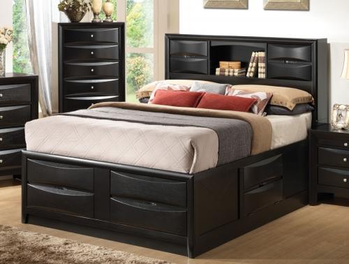 Briana Storage Bed