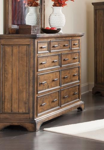 Elk Grove Dresser - Vintage Bourbon